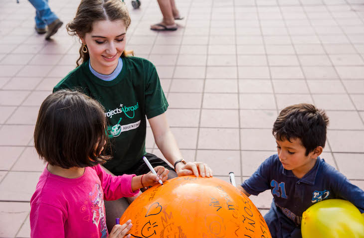 Volunteer in Argentina with Projects Abroad